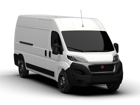 Fiat Ducato Cargo Van 2.3L 9.5