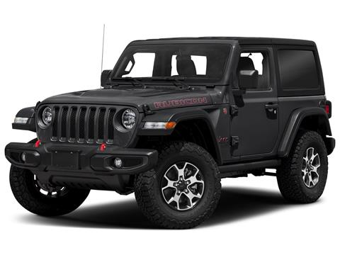 Jeep Wrangler 3.6L Rubicon