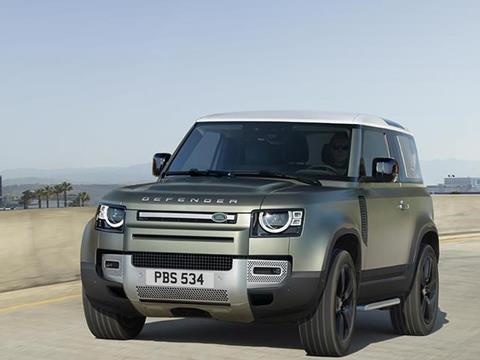 foto Land Rover Defender 2.0L S