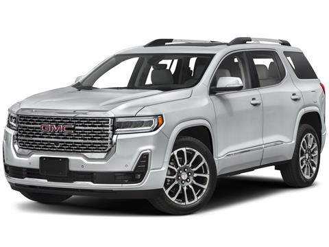 foto GMC Acadia Black Edition