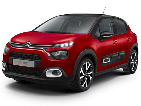 Citroën C3 1.2L Feel Turbo Aut