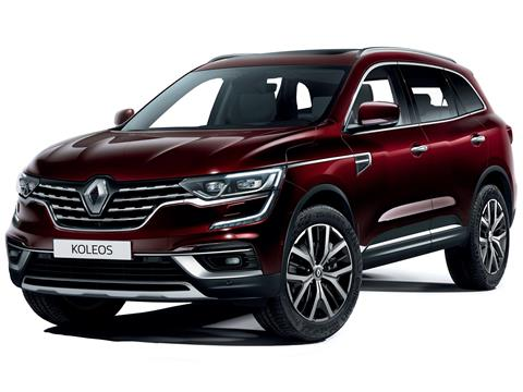 foto Renault Koleos Intens