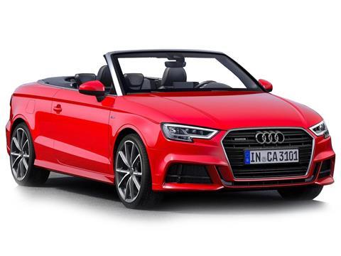 foto Audi A3 Cabriolet 40 TFSI Select  nuevo color A elección precio $664,900