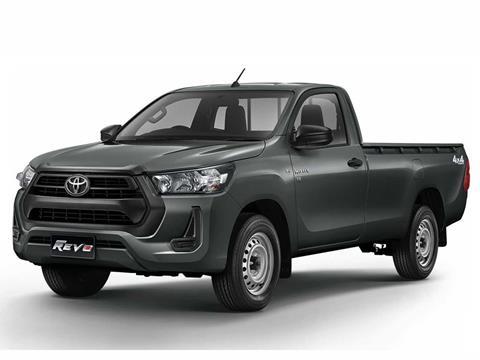 foto Toyota Hilux 4X2 Cabina Simple DX 2.4 TDi nuevo color A elección precio $2.272.100