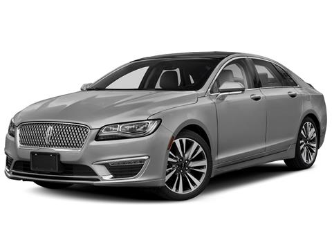 Lincoln MKZ Reserve