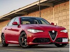 foto Alfa Romeo Giulia  2.0L Base Pack Lighting