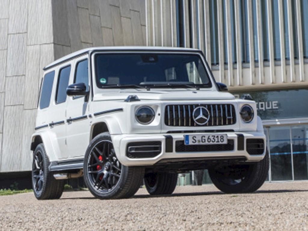 Jeep Mercedes Benz 2020 Precio