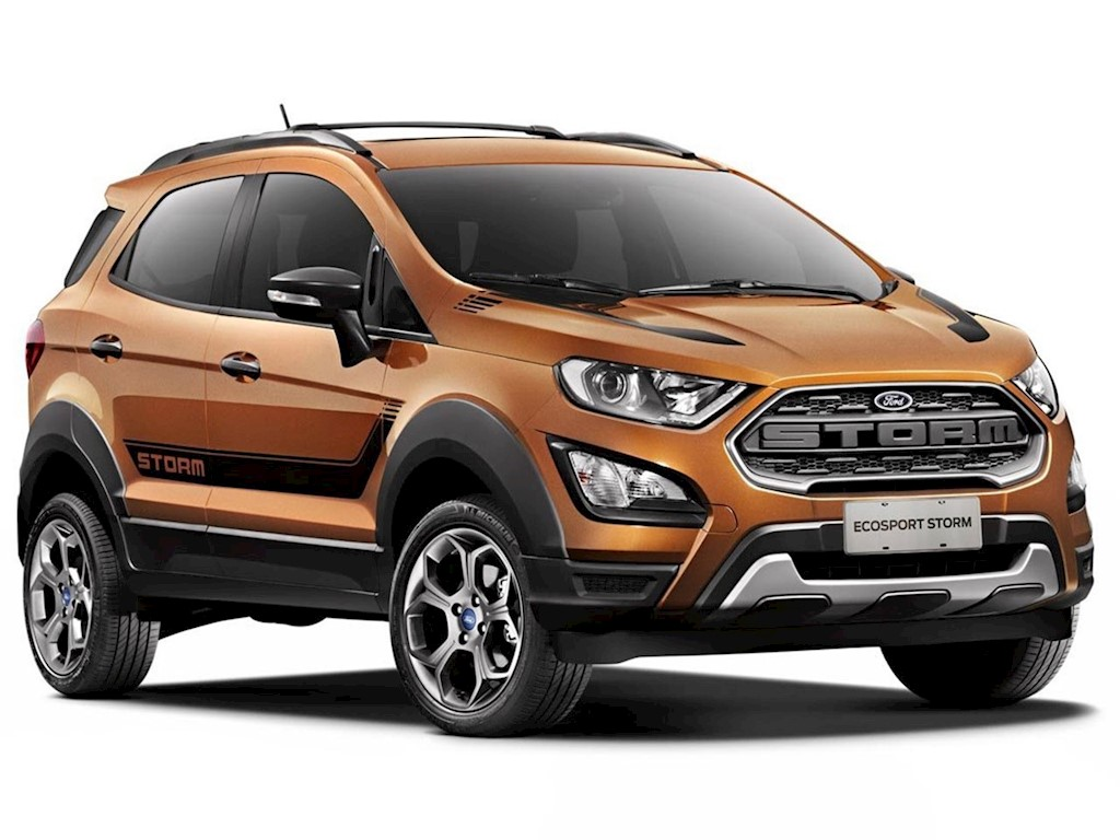 2020 Ford Ecosport Concept and Review