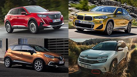 Los SUV diésel con menos consumo en Chile
