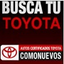 Comonuevos Toyota