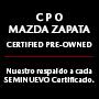 MAZDA CPO CERTIFIED PRE-OWNED