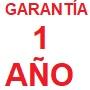 GARANTÍA 1 AÑO