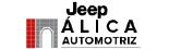 Logo de Jeep Álica Automotriz