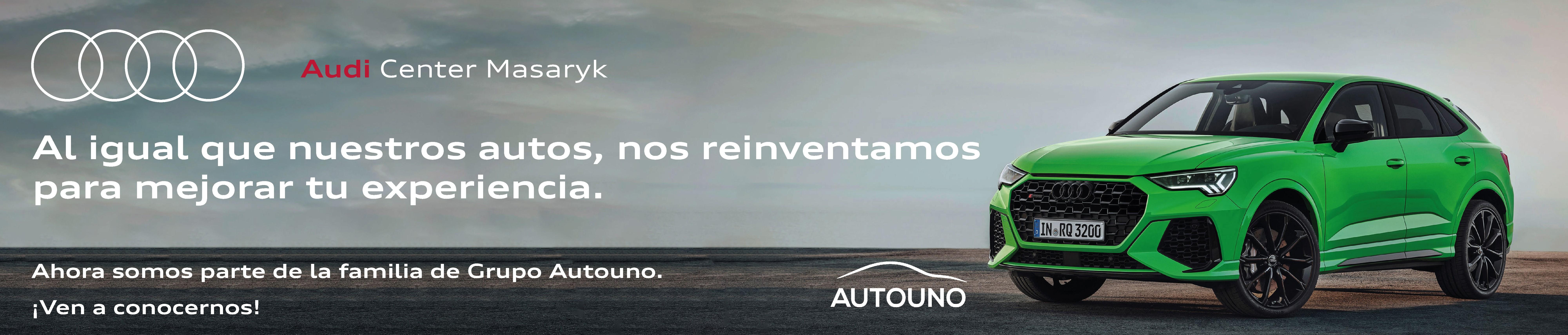 Audi Center Masaryk