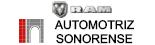 Logo RAM Automotriz Sonorense