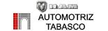 Logo RAM Automotriz Tabasco