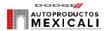 Logo Dodge Autoproductos Mexicali