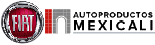 Logo Fiat Autoproductos Mexicali