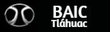 Logo BAIC Tláhuac
