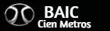 Logo BAIC Cien Metros