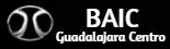 Logo BAIC Guadalajara Centro