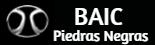 Logo BAIC Piedras Negras