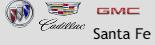 Logo Buick Cadillac GMC Santa Fe