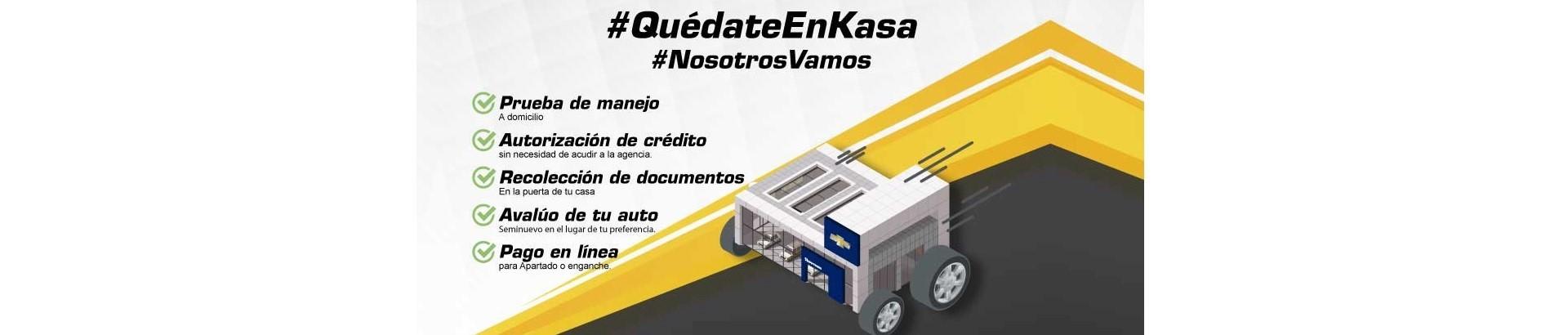 Chevrolet Kasa Valle Dorado