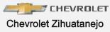 Logo Chevrolet Zihuatanejo