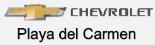 Logo de Chevrolet Playa del Carmen