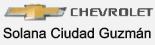Logo Chevrolet Solana Ciudad Guzmán