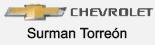 Logo Chevrolet Surman Torreón
