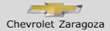 Logo Chevrolet Zaragoza