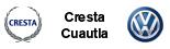 Logo Volkswagen Cresta Cuautla