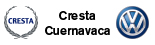 Logo Volkswagen Cresta Cuernavaca