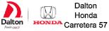 Logo Dalton Honda Carretera 57