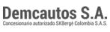 Logo Demcautos S.A.