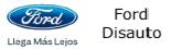 Logo Ford Distribuidores de Autocamiones de Chiapas