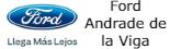 Logo de Ford Andrade de la Viga