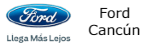 Logo de Ford Cancún