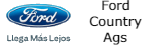 Logo Ford Country Aguascalientes