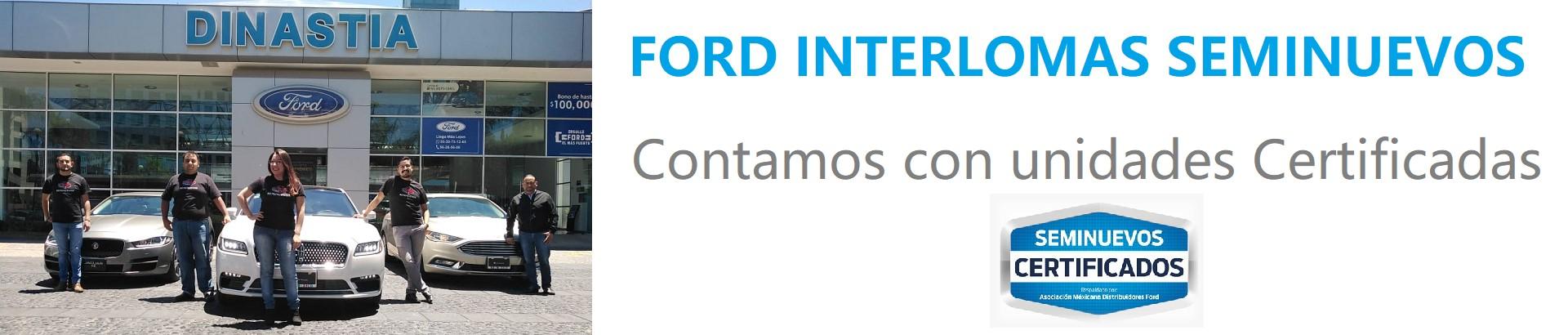 Ford Dinastía México