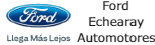 Logo de Ford Echegaray Automotores