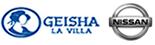 Logo Nissan Geisha la Villa