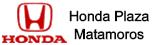 Logo Honda Plaza Matamoros