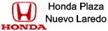Logo Honda Plaza Nuevo Laredo