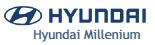 Logo Hyundai Millenium