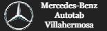 Logo Mercedes Benz Autotab Villahermosa