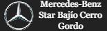Logo Mercedes Benz Star Bajío Cerro Gordo