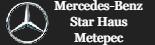 Logo Mercedes Benz Star Haus Metepec